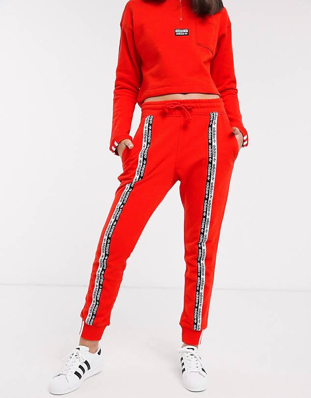 Adidas red - neomag.