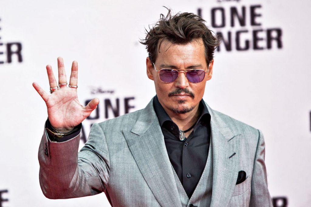 Johnny Depp su Instagram - neomag.