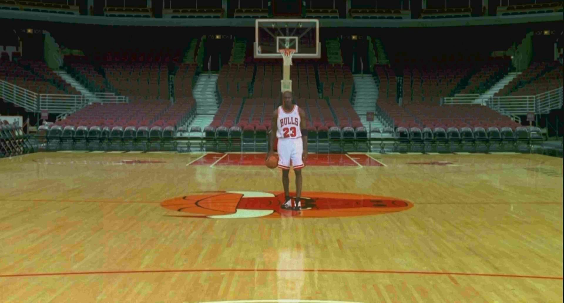 Jordan nei Chicago Bulls - neomag.