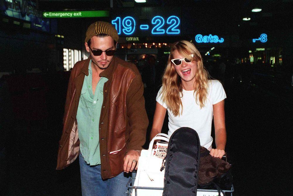 Kate Moss e Johnny Depp in viaggio - neomag.