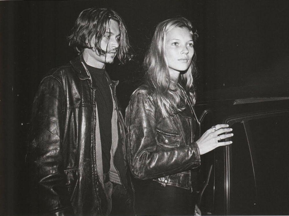 Kate Moss e il suo innato stile grunge - neomag.