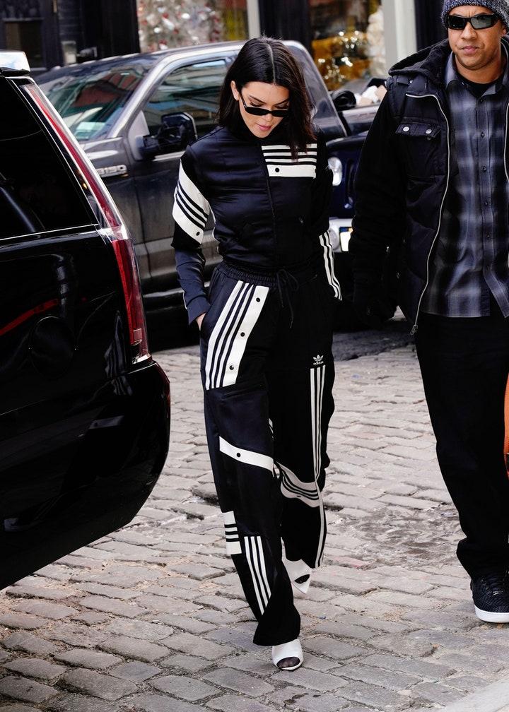 Kendall Jenner in Tuta - neomag.