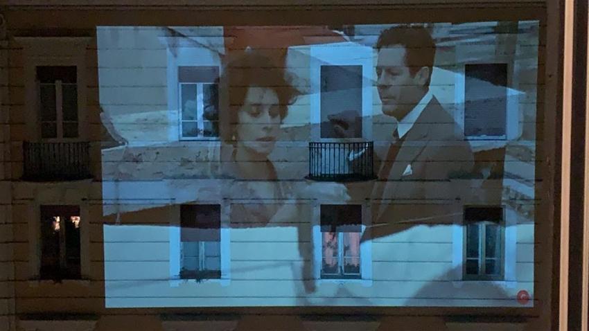 cinema da casa sophia loren - neomag.