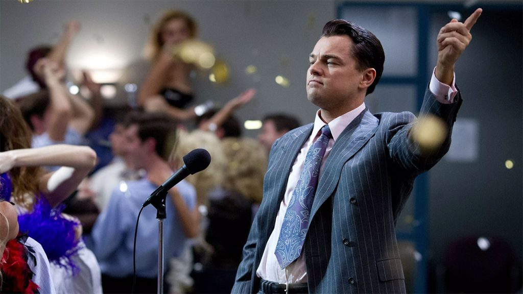 the wolf of wall street - neomag.