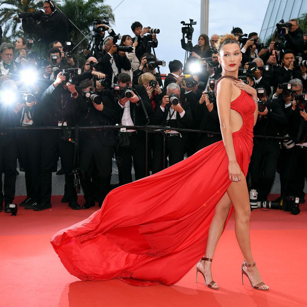 Bella Hadid a Cannes - neomag.