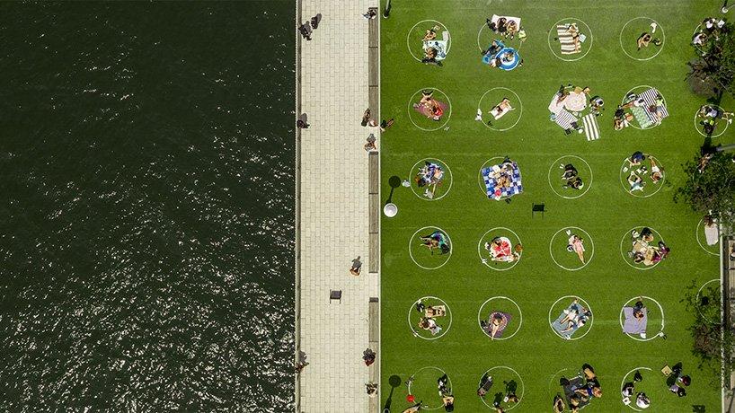 Domino Park di Brooklyn - neomag.