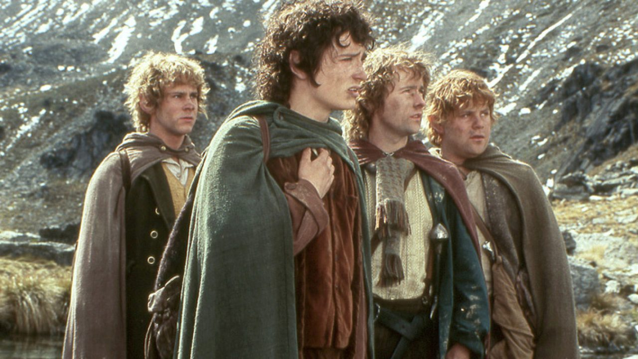 Cast Signore degli Anelli riunito - neomag.
