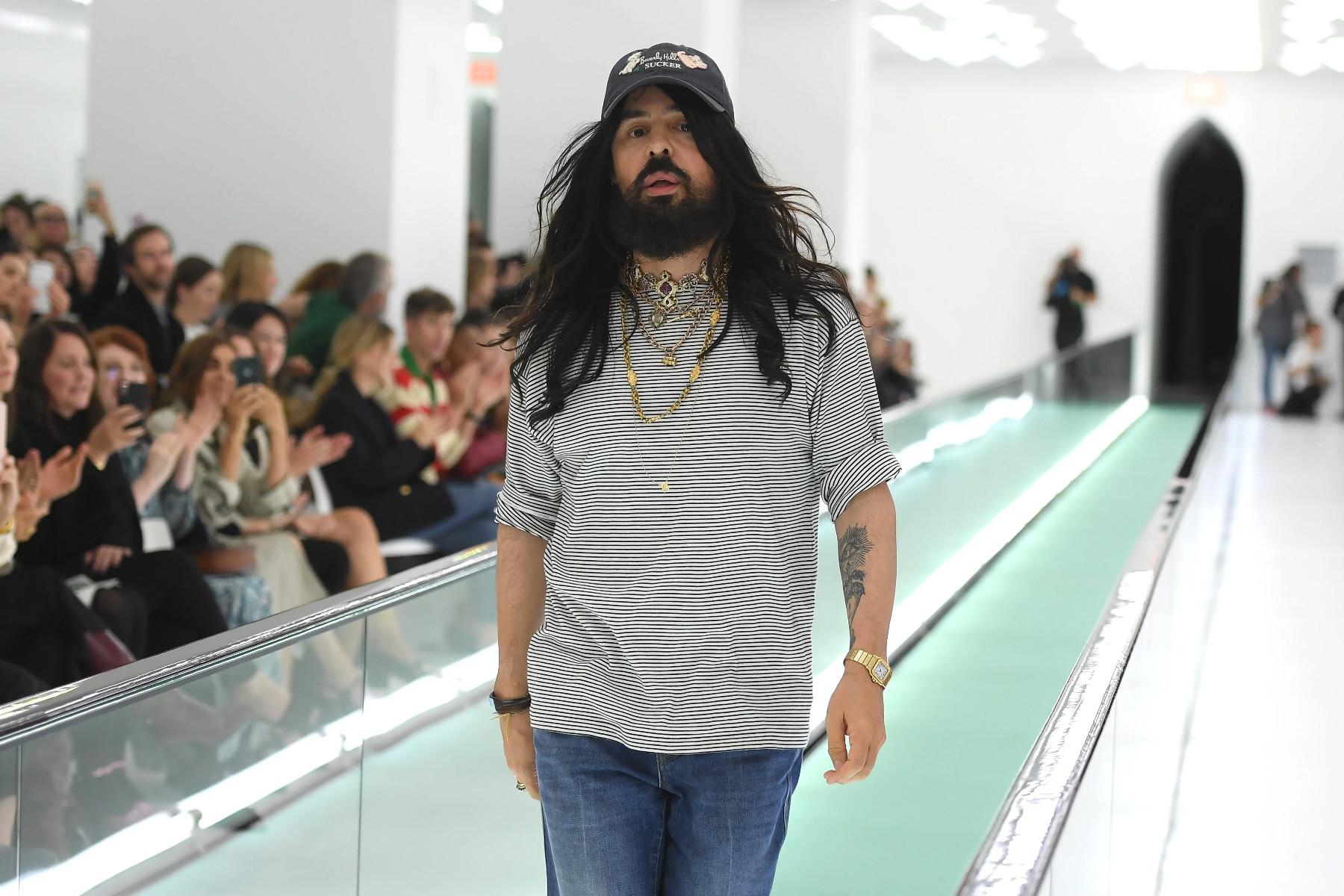 Gucci Abbandona le sfilate - neomag.