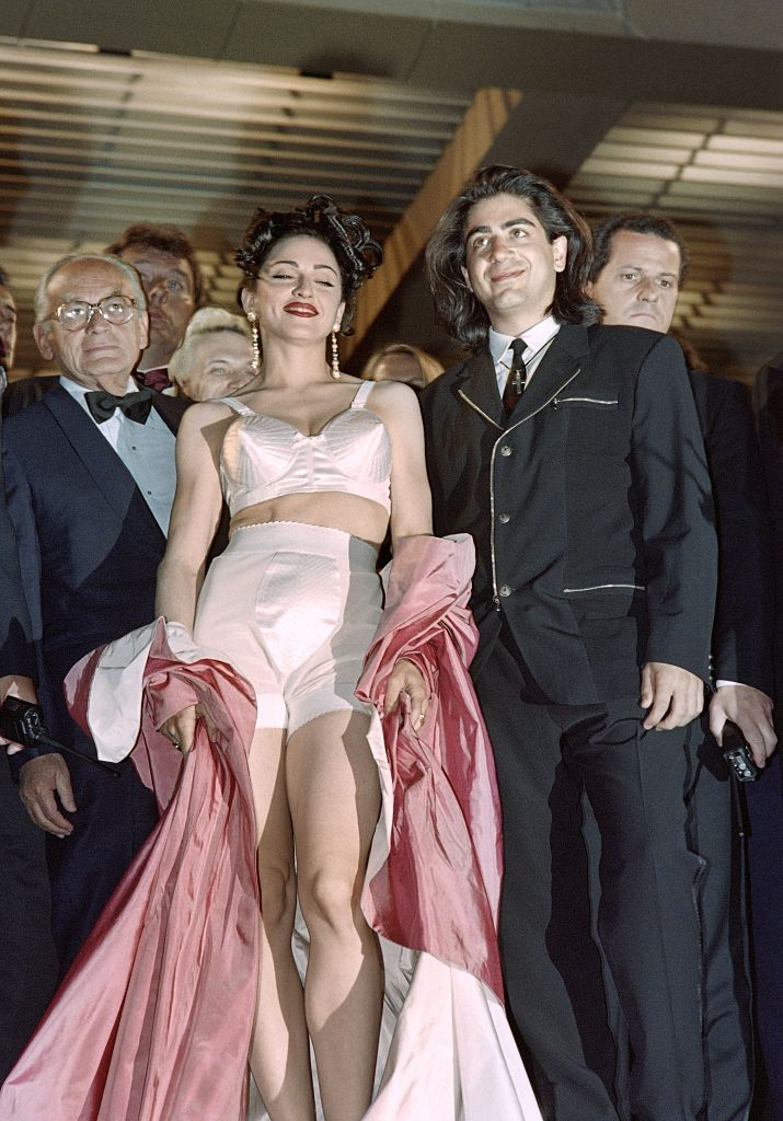 MADONNA a CANNES - neomag.