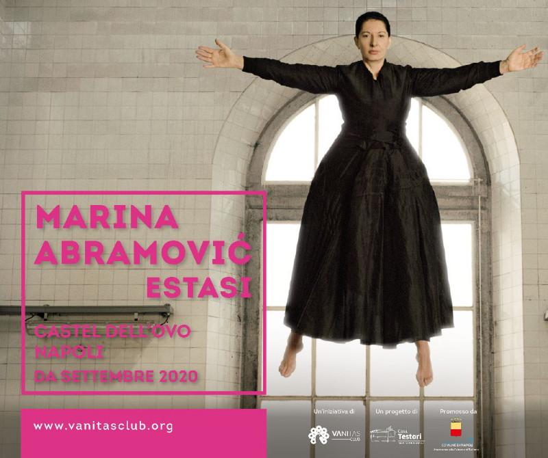 Marina Abramovic Estasi - Neomag.