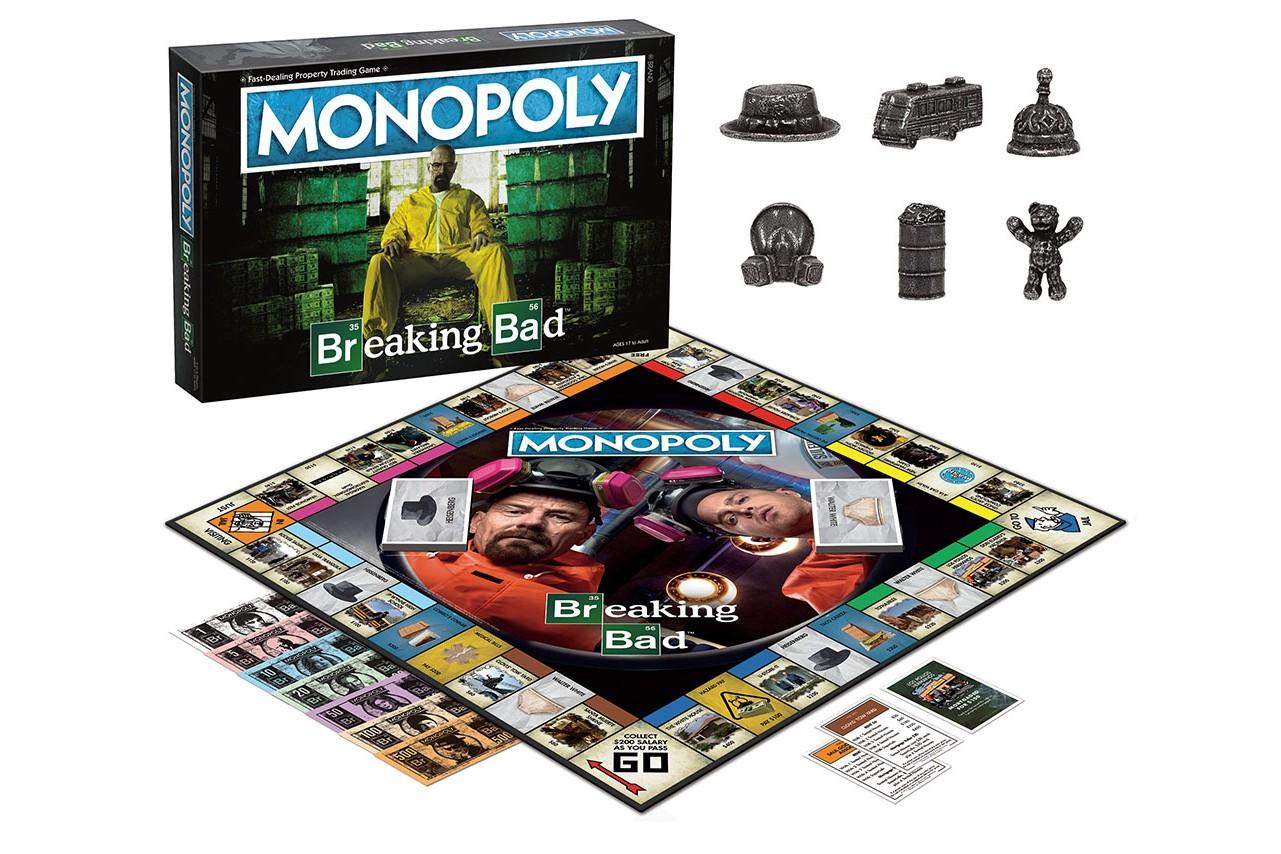 Monopoly Breaking Bad - neomag.