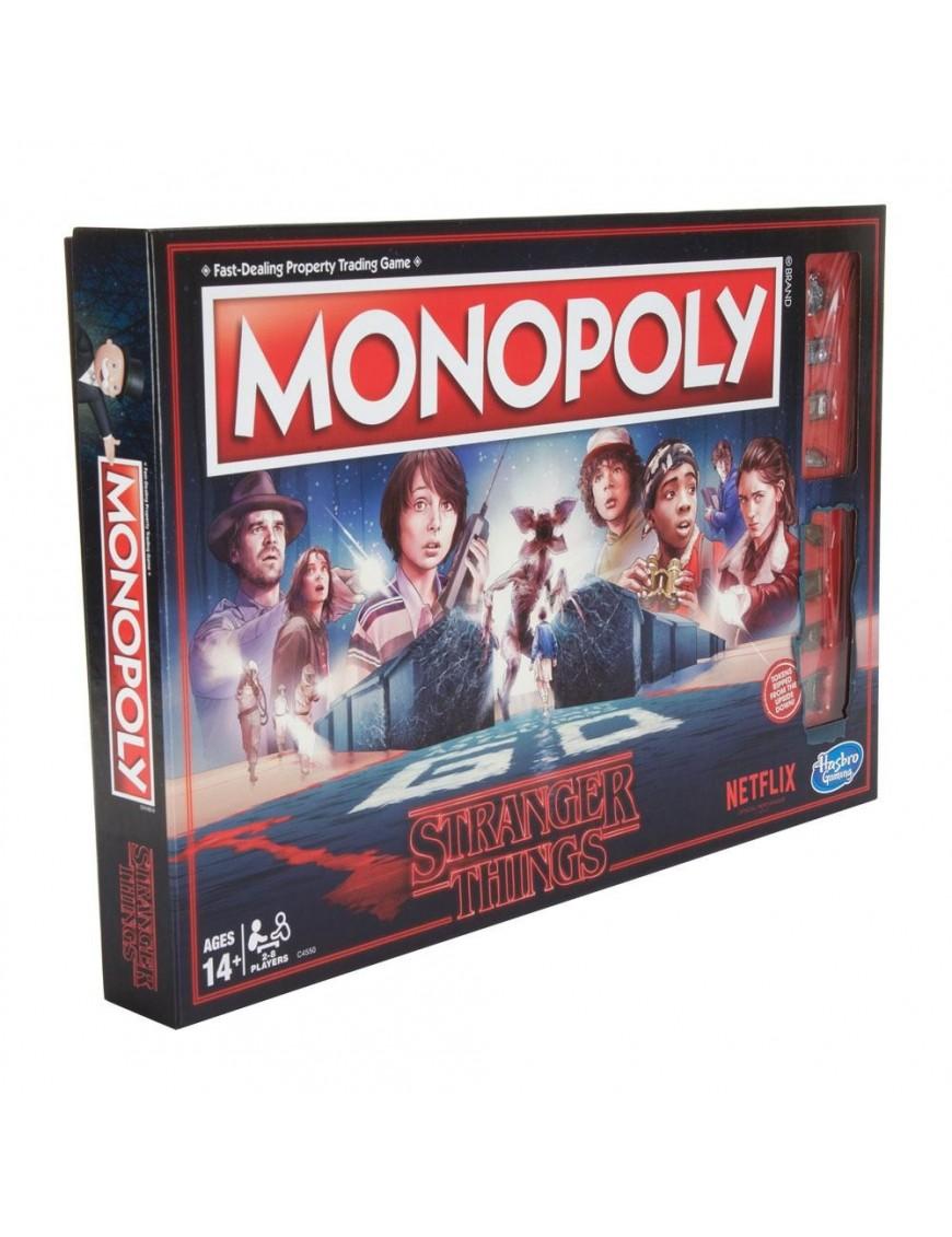 Monopoly Stranger things - Neomag.