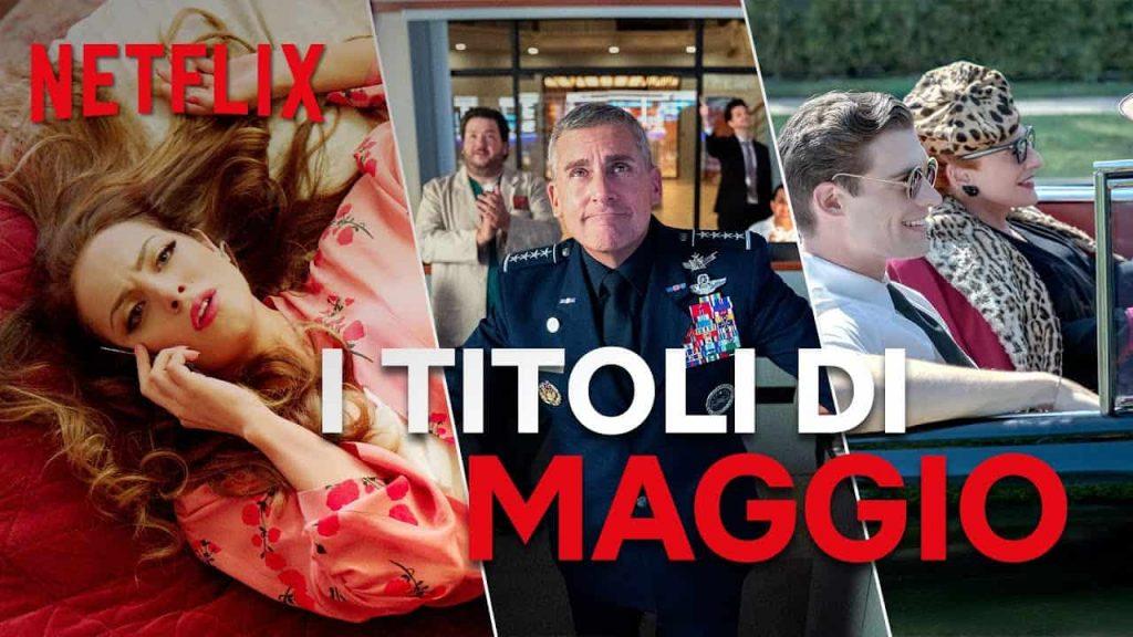 Netflix a Maggio 2020 - Neomag.