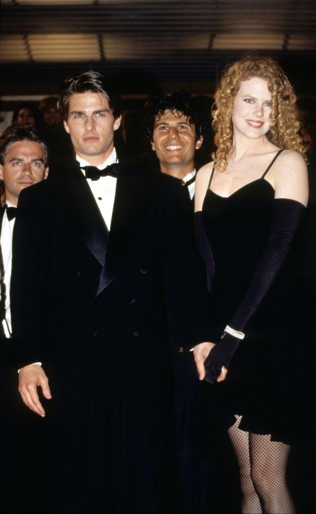 Tom Cruise e Nicole Kidman a Cannes - neomag.