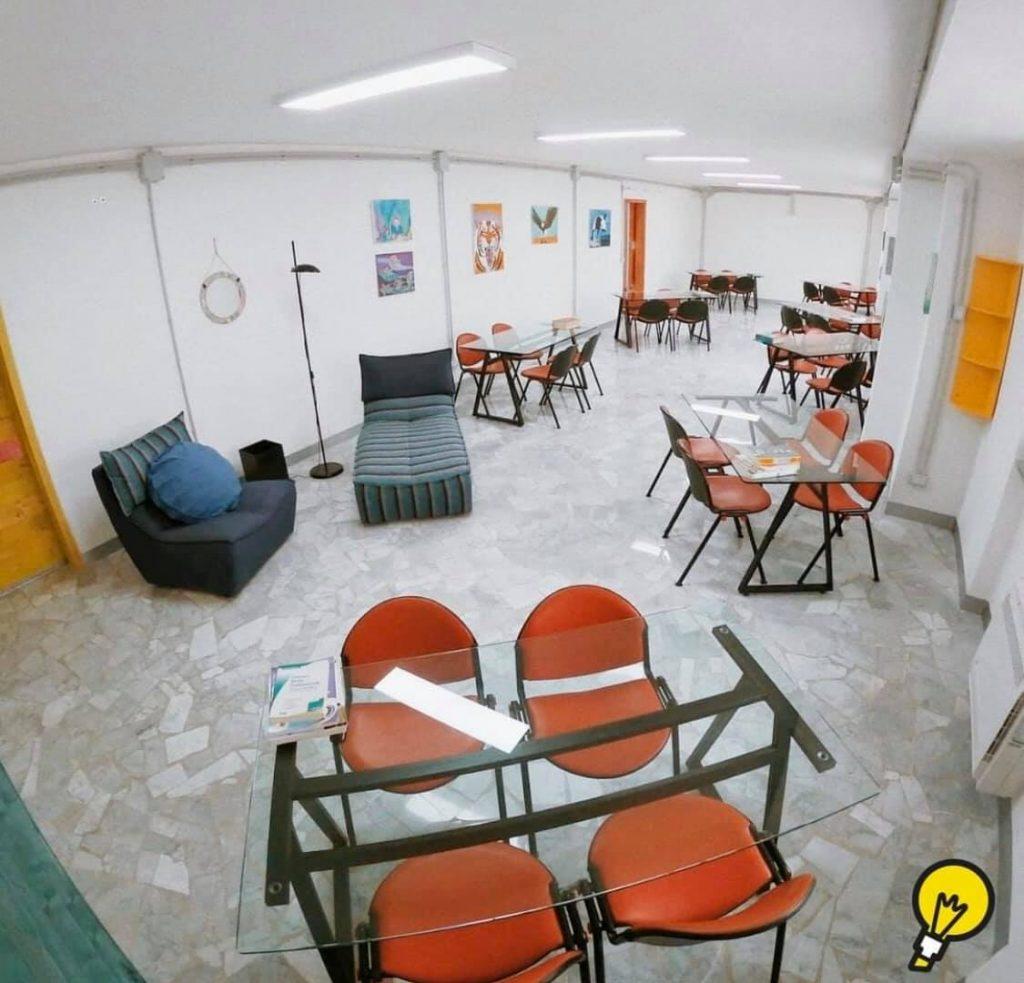 Study Room Napoli - Neomag.