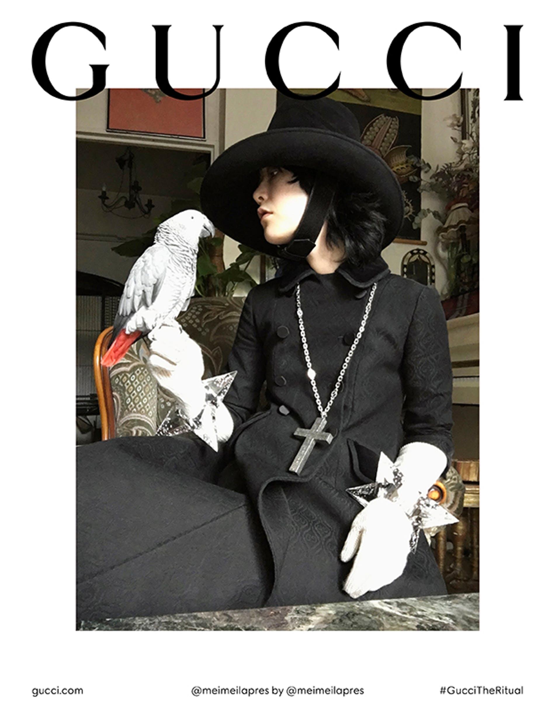 gucci the ritual - Neomag.