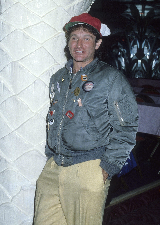 robin williams bomber jacket vegimals neomag.