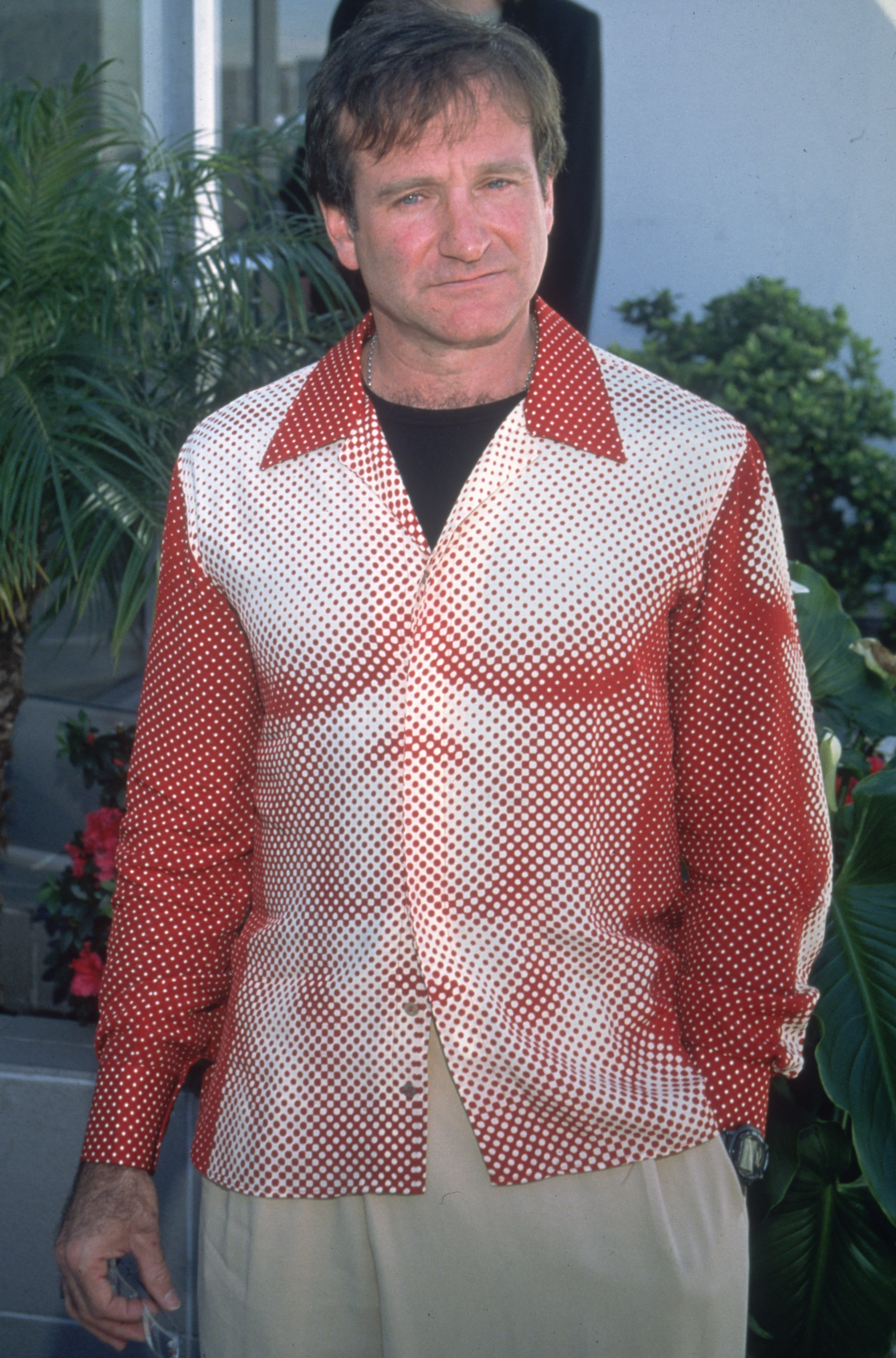robin williams jean paul gaultier - neomag.