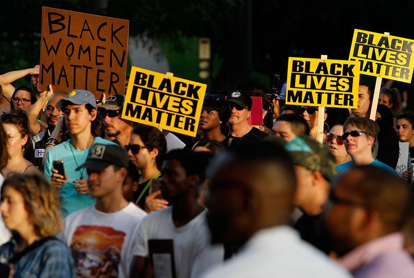 Black Lives Matter - neomag.