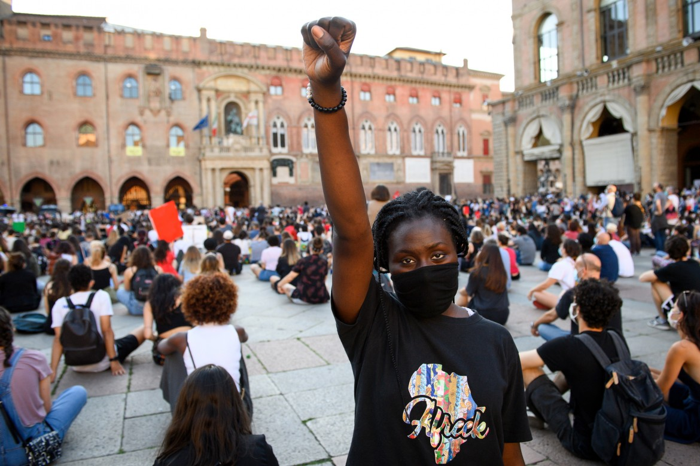 Black lives matter a Bologna - Neomag.