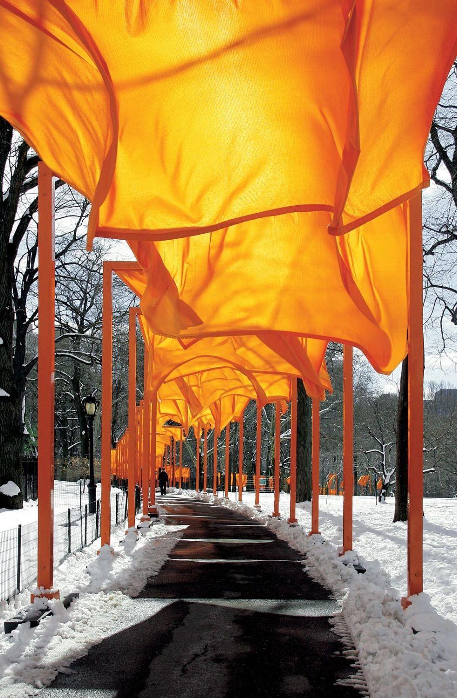 Christo a Central Park - neomag.
