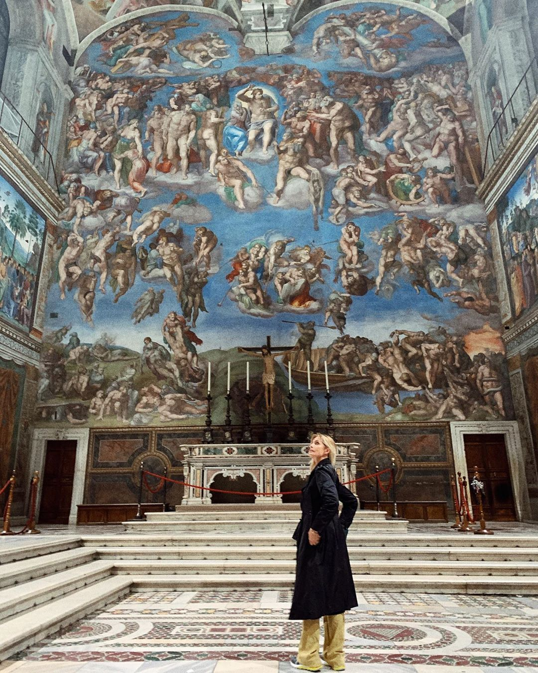 celebrity ai musei vaticani - neomag.