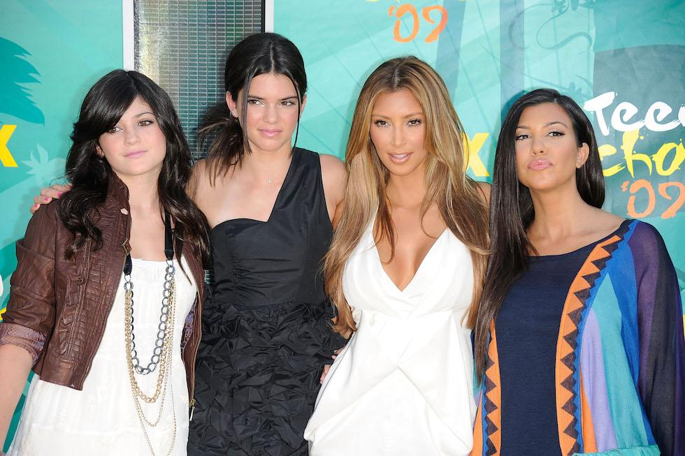 kardashian nel 2009 - neomag.