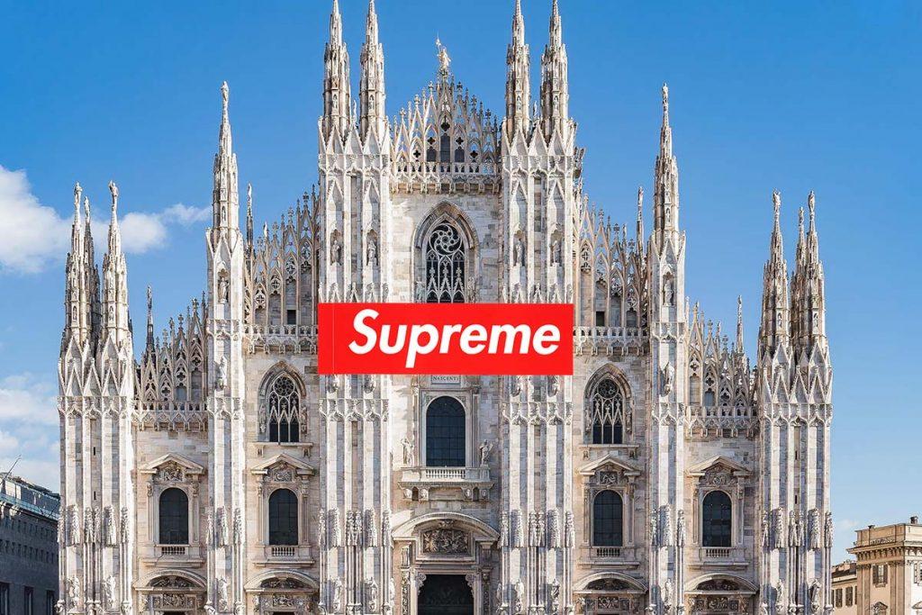 Location di Supreme a Milano - neomag.