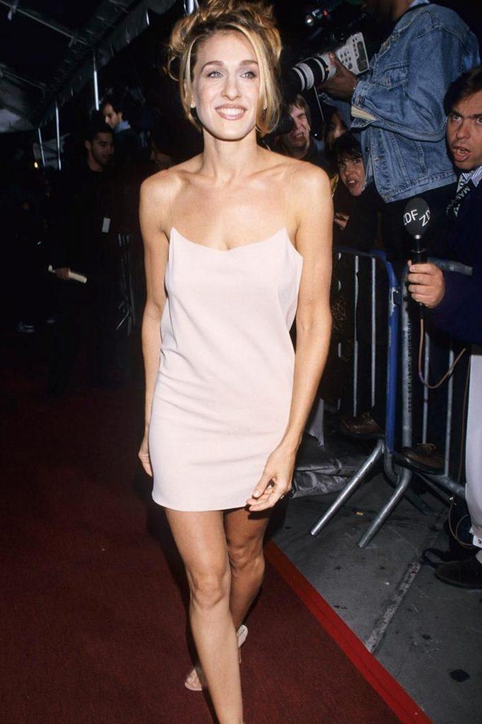 Carrie Naked Dress - Neomag.