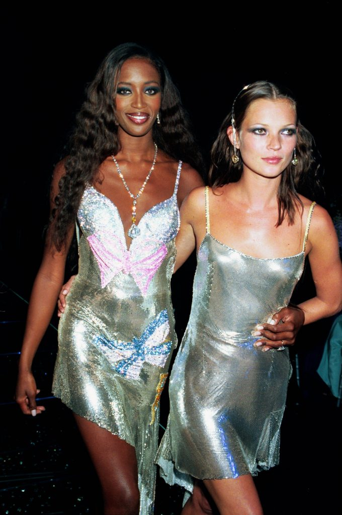 kate moss Versace - neomag.