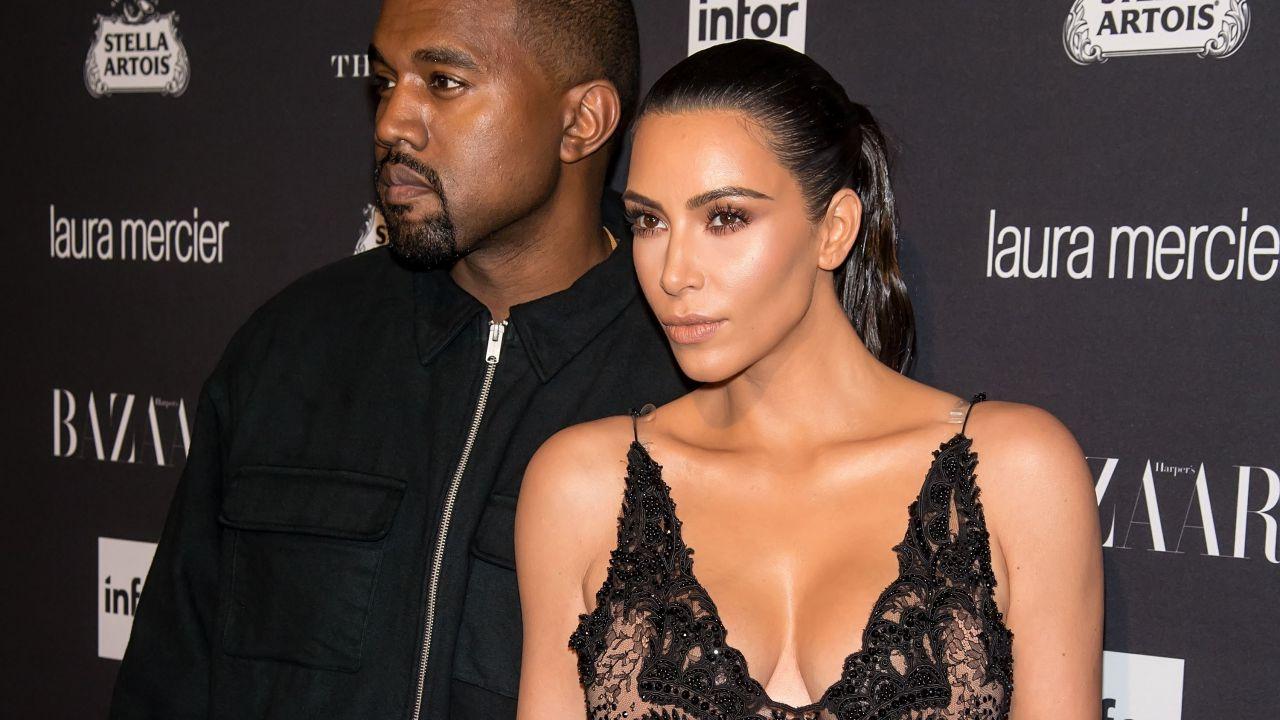 Kim Kardashian Kanye West - neomag.