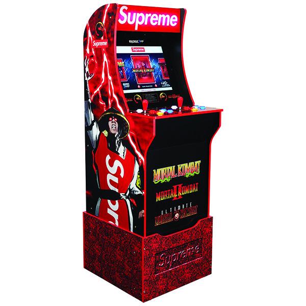 supreme x Mortal Combat - Neomag.