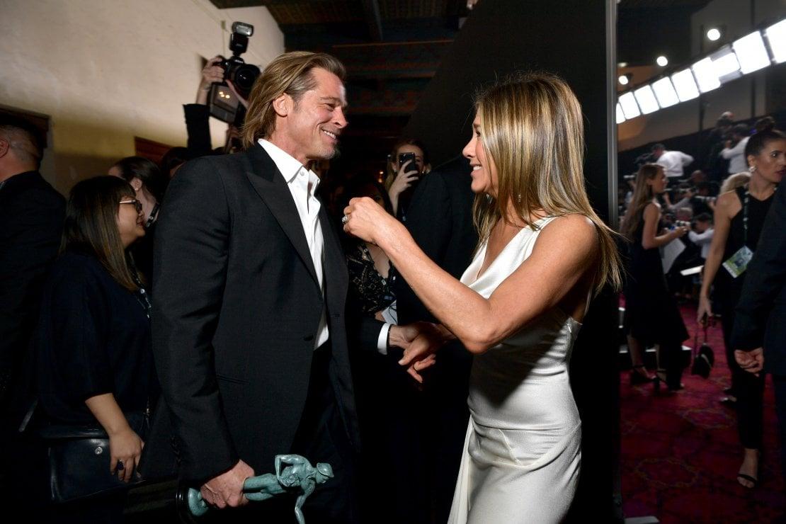 Brad Pitt e Jennifer Aniston - neomag.