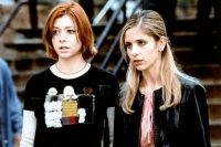 Buffy e Willow - neomag.