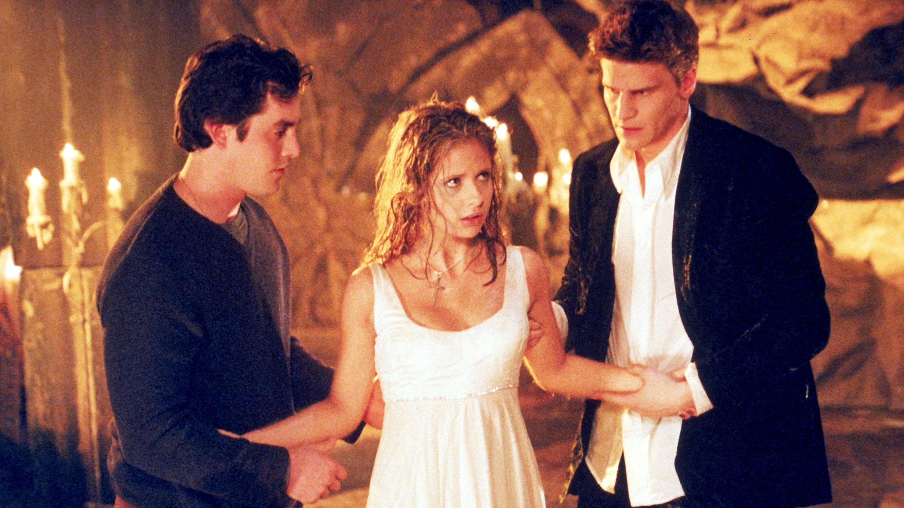 Buffy the slayer vampire - neomag.