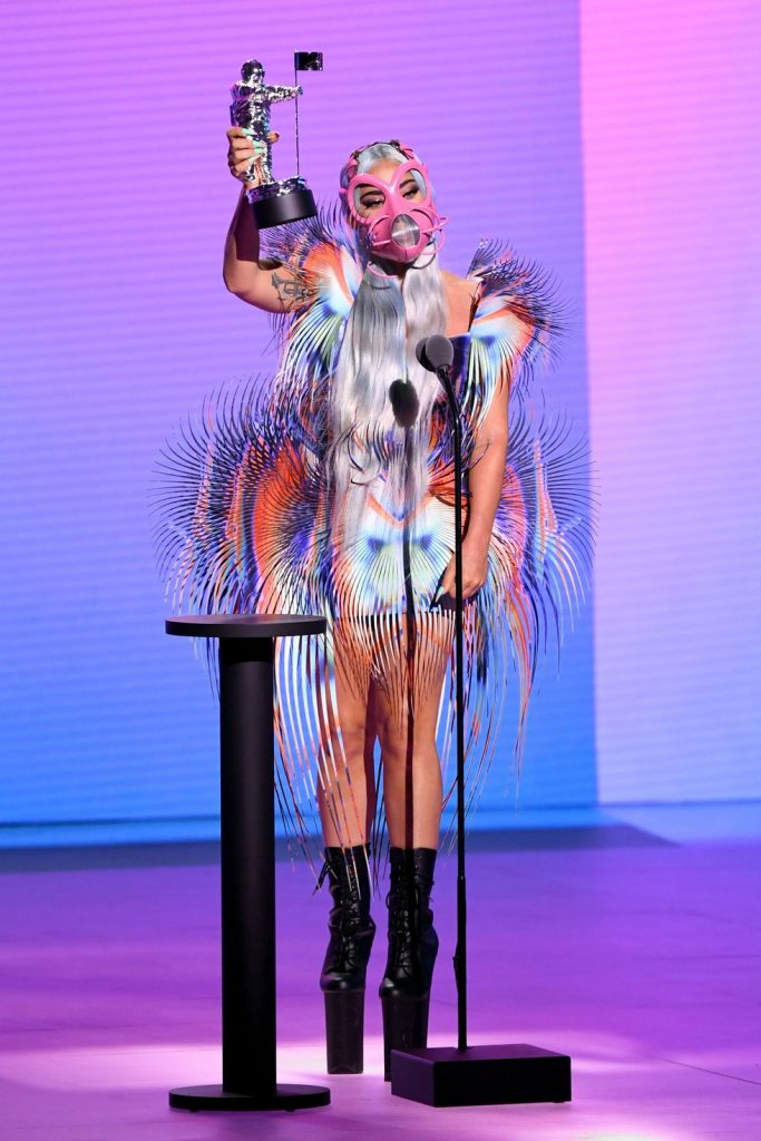Lady Gaga vma 2020 - Neomag.