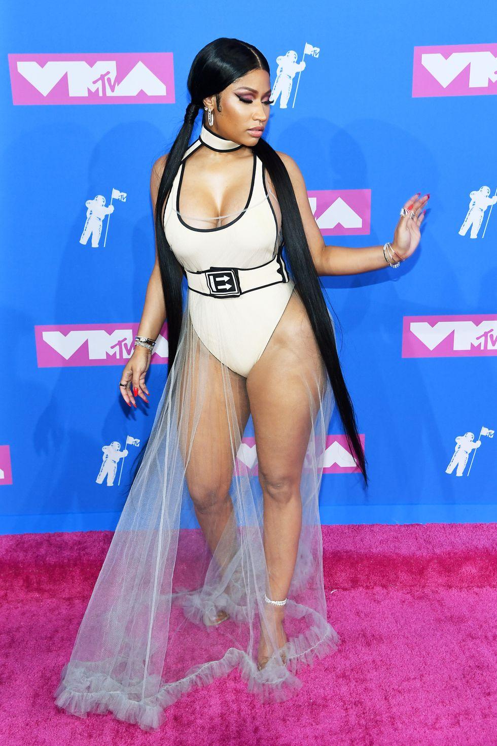 Nicki Minaj VMA - Neomag.