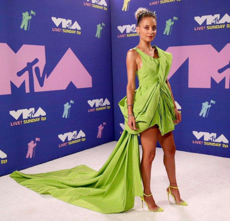 Nicole Richie VMA - Neomag.