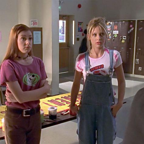 Sarah Michelle Gellar e Alyson Hannigan - neomag.