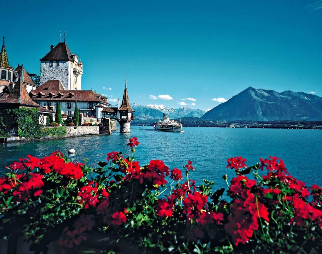 Andare in Svizzera - neomag.