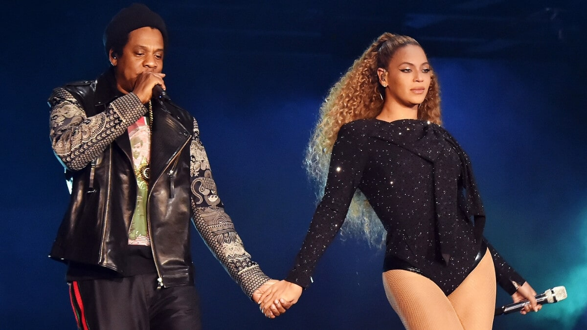 Beyoncé e Jay-Z - neomag.