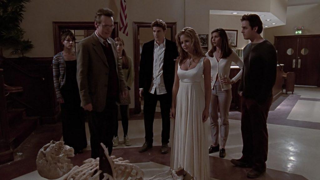 Buffy 1 Stagione - neomag.