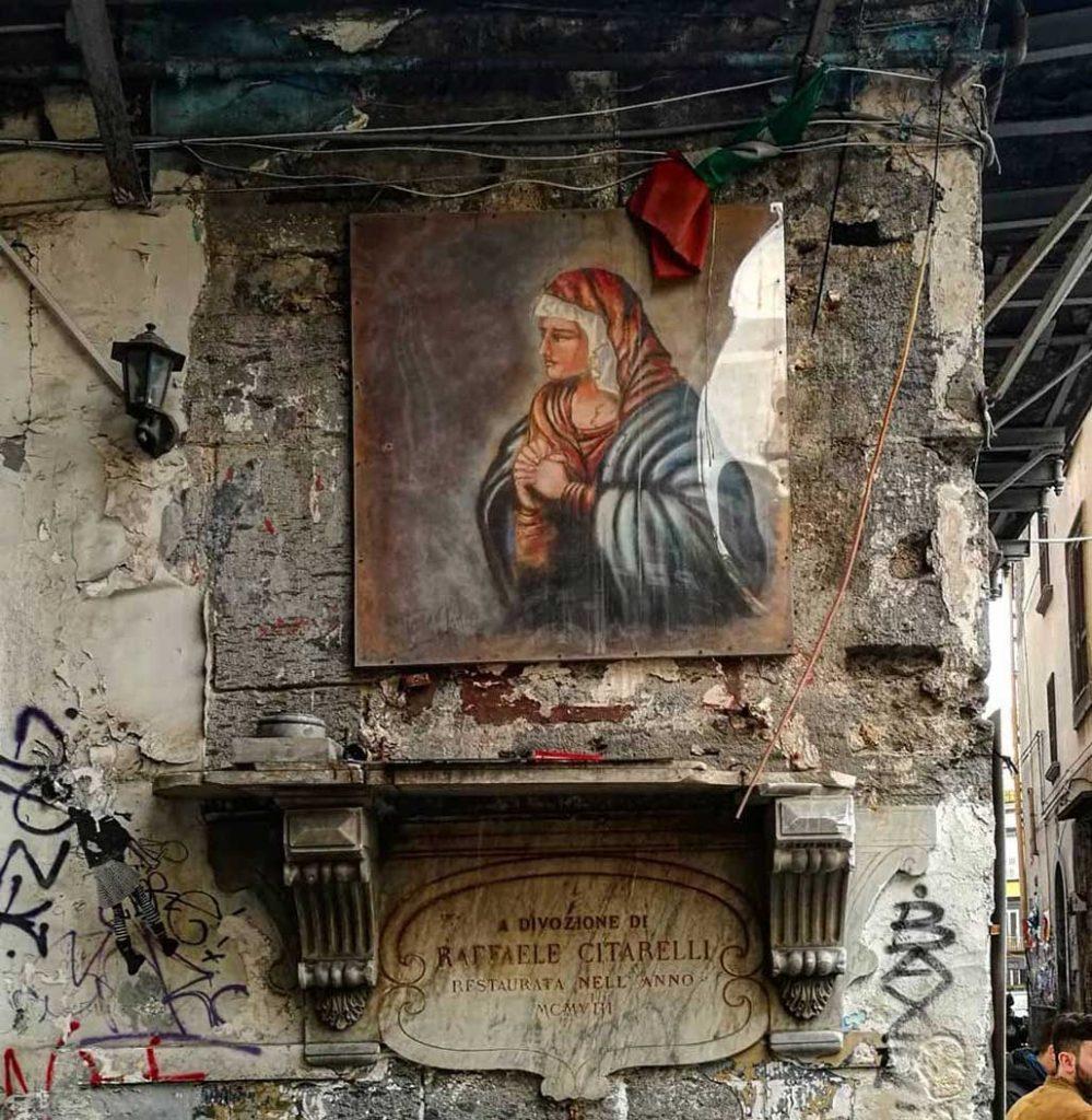 Edicole Sacre Napoli - neomag.