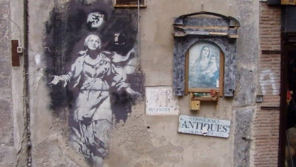 Edicole Sacre a Napoli - Neomag.