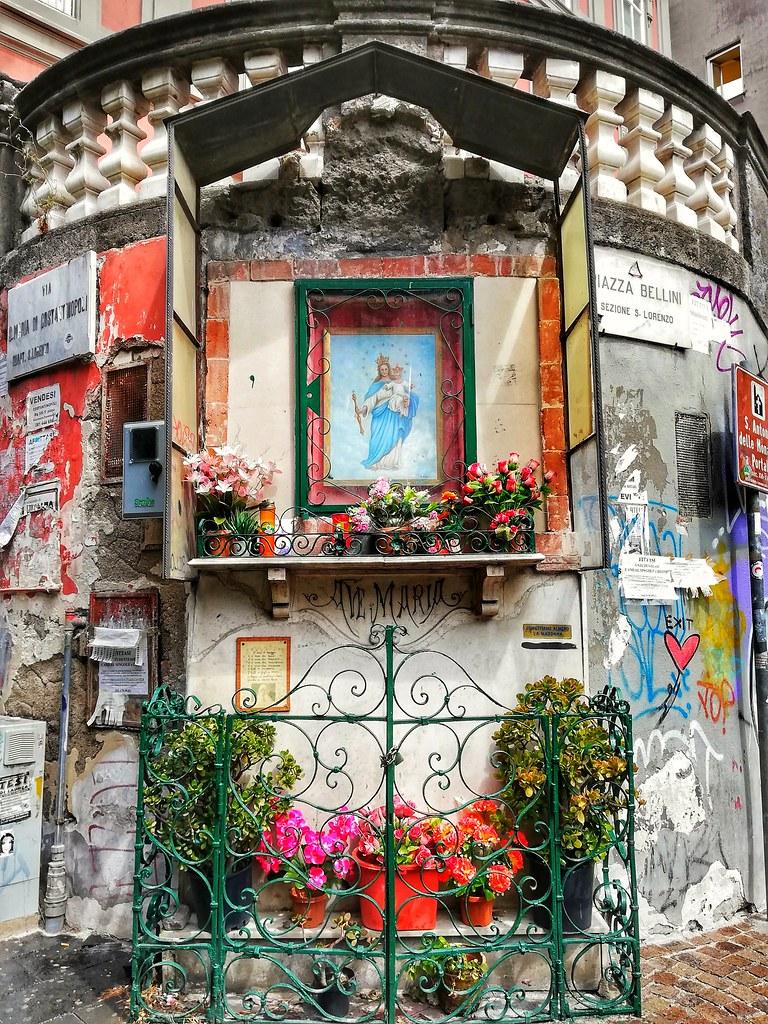 Edicole Votive a Napoli - Neomag.