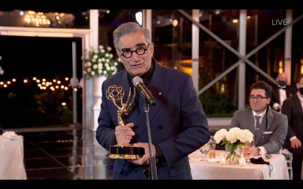 Eugene Levy emmy awards 2020 - neomag.