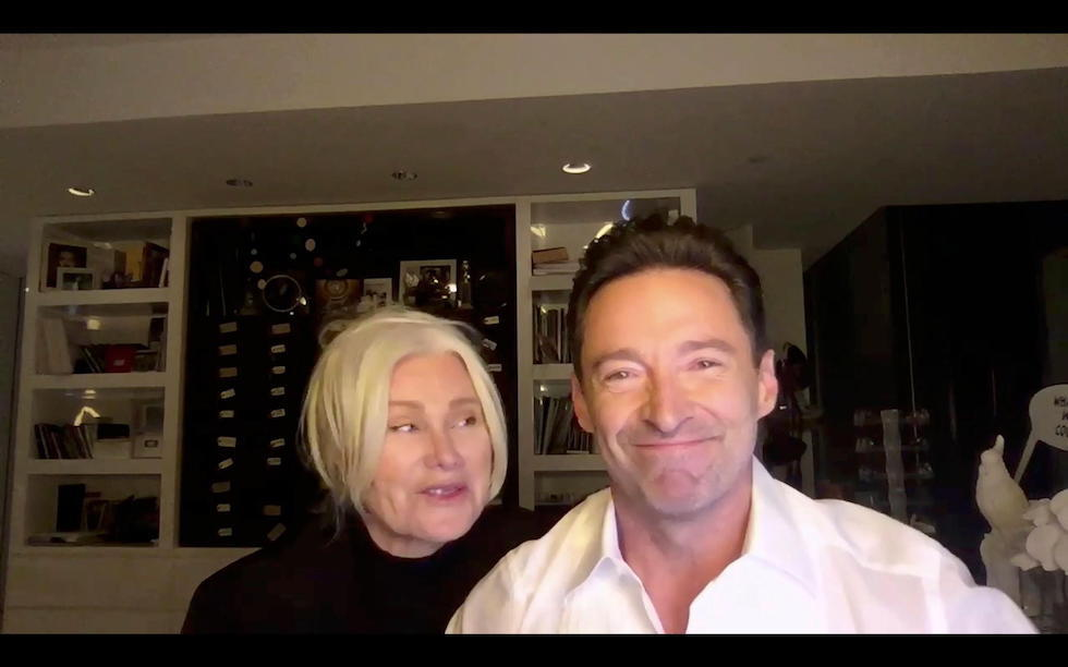 Hugh Jackman emmy awards 2020 - neomag.