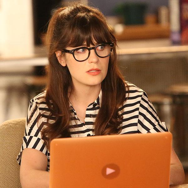 Jessica Day in New Girl - neomag.