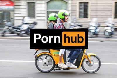 Nuova campagna di pornhub - neomag.