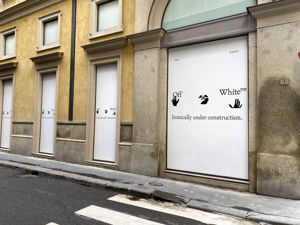 Off White a Milano - Neomag.